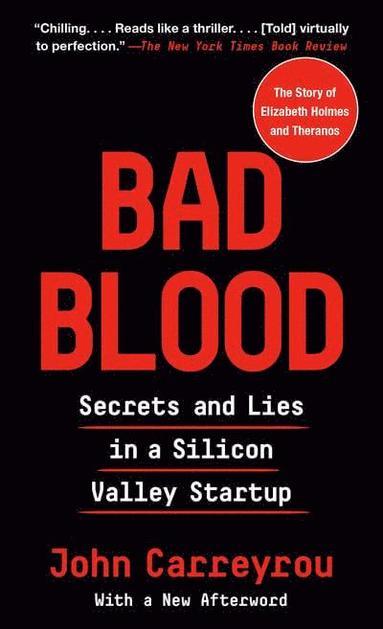 bokomslag Bad Blood