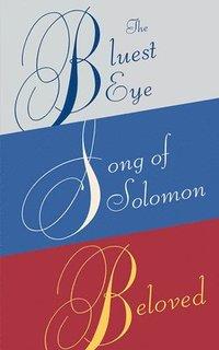 bokomslag Toni Morrison Box Set: The Bluest Eye, Song Of Solomon, Beloved