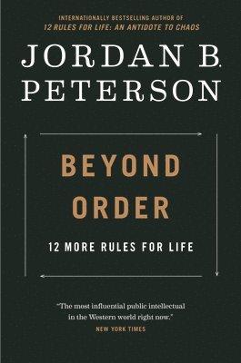 bokomslag Beyond Order