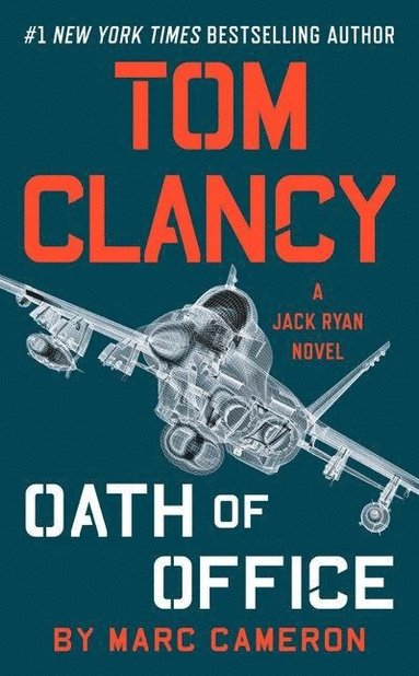 bokomslag Tom Clancy Oath of Office