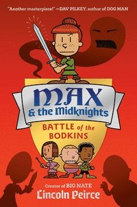 bokomslag Max And The Midknights: Battle Of The Bodkins