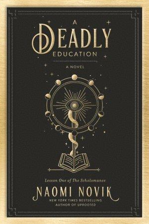 bokomslag Deadly Education