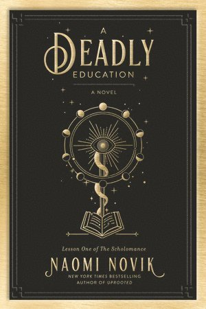 Deadly Education 1