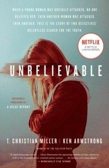 bokomslag Unbelievable (Movie Tie-In)