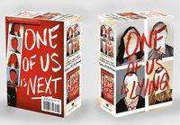 bokomslag Karen M. Mcmanus 2-Book Box Set: One Of Us Is Lying And One Of Us Is Next
