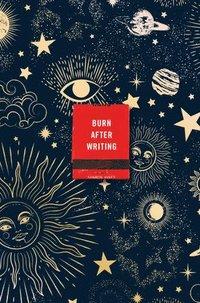 bokomslag Burn After Writing (Celestial)