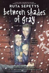 bokomslag Between Shades of Gray: The Graphic Novel