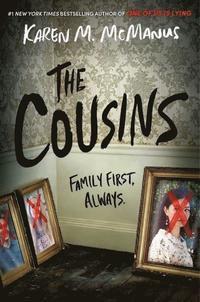 bokomslag Cousins