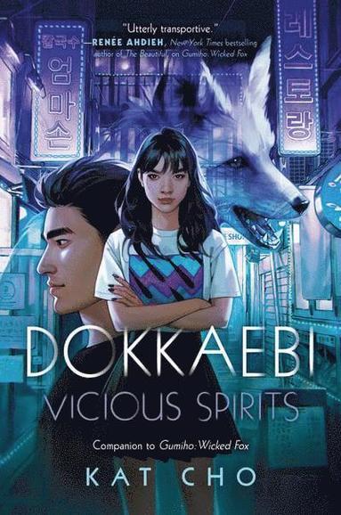 bokomslag Dokkaebi: Vicious Spirits