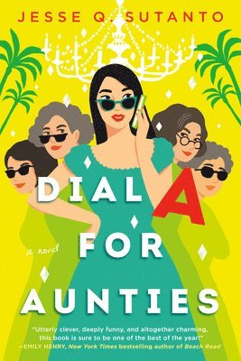 bokomslag Dial A For Aunties