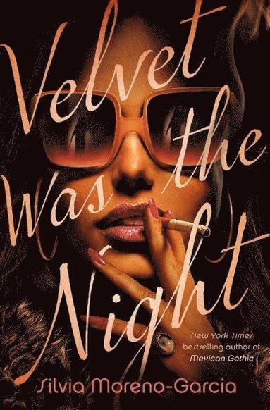 bokomslag Velvet Was the Night