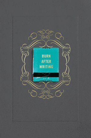 Burn After Writing (Gray) 1