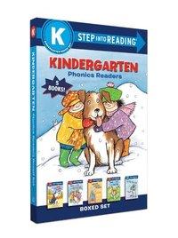 bokomslag Kindergarten Phonics Readers Boxed Set