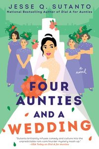 bokomslag Four Aunties and a Wedding