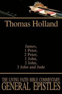 bokomslag The Living Faith Bible Commentary