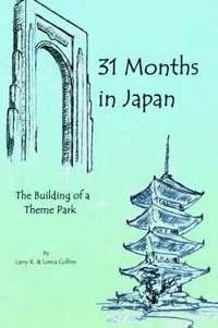 bokomslag 31 Months in Japan