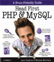 bokomslag Head First PHP and MySQL