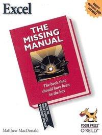 bokomslag Excel 2003 the Missing Manual