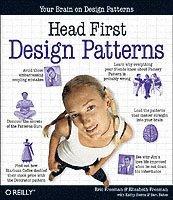 bokomslag Head First Design Patterns