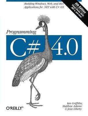bokomslag Programming C# 4.0
