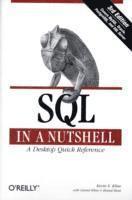 bokomslag SQL in a Nutshell