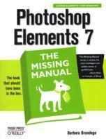 bokomslag Photoshop Elements 7: The Missing Manual