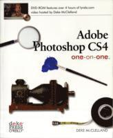 bokomslag Adobe Photoshop CS4 One-on-One, Book/DVD Package