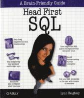 bokomslag Head First SQL