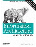 bokomslag Information Architecture for the World Wide Web