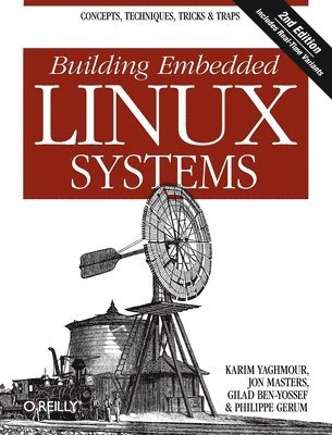 bokomslag Building Embedded Linux Systems