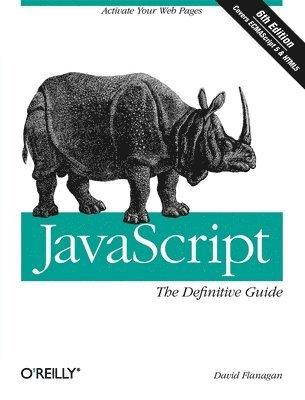 bokomslag JavaScript: The Definitive Guide