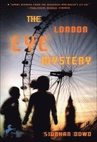bokomslag The London Eye Mystery