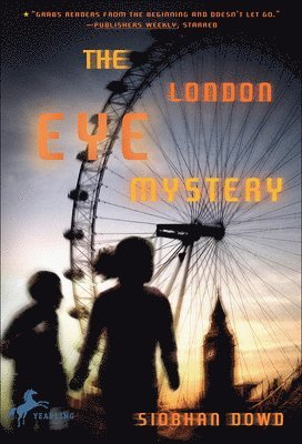 bokomslag The London Eye Mystery