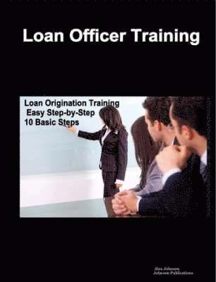 bokomslag Loan Officer Training