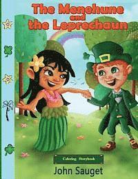 bokomslag The Menehune and the Leprechaun: Coloring Storybook