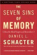 bokomslag The Seven Sins of Memory