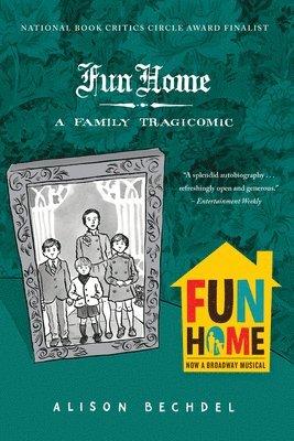 Fun Home: A Family Tragicomic 1