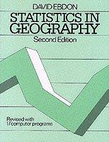 bokomslag Statistics in Geography