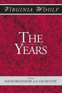 bokomslag The Years