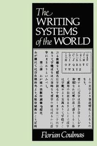 bokomslag The Writing Systems of the World