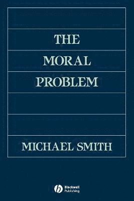 bokomslag The Moral Problem