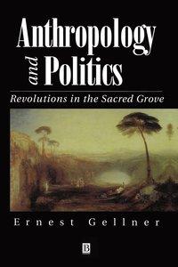 bokomslag Anthropology and Politics