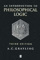 bokomslag An Introduction to Philosophical Logic