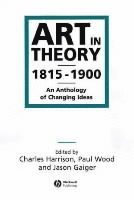 bokomslag Art in Theory 1815-1900
