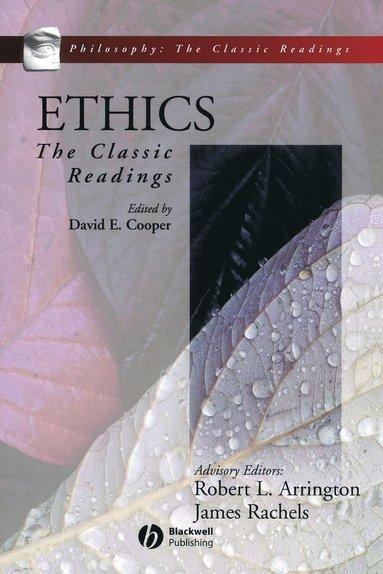 bokomslag Ethics