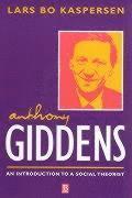 bokomslag Anthony Giddens