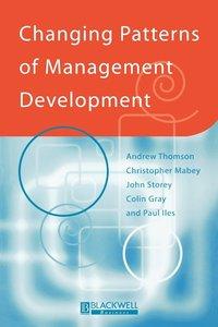bokomslag Changing Patterns of Management Development