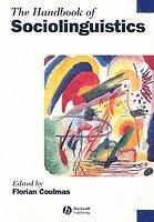 bokomslag The Handbook of Sociolinguistics