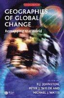 bokomslag Geographies of Global Change