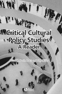 bokomslag Critical Cultural Policy Studies